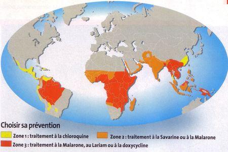 Paludisme: un problème de santé publique dans les villages ...