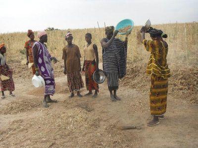 Femmes du Bakhounou